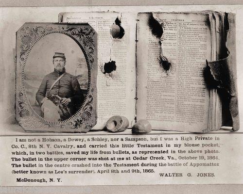 bullet hole bible
